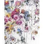 Xxxlutz Vliestapete, Blume, 200x250xcm Cm