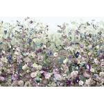 XXXLutz VLIESTAPETE, Mehrfarbig, Papier, Blume, 368x248 cm
