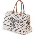 XXXLutz WICKELTASCHE Childhome Mommy Bag, Beige, Animalprint, 30x55x40 cm
