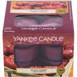 Yankee Candle Black Cherry duft-teelichter 12 x 9,8 g 117,6 g