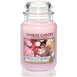 Yankee Candle Fresh Cut Roses Housewarmer Duftkerze 0.623 KG