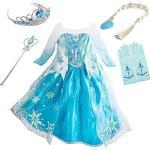 Blaue Die Eiskönigin - völlig unverfroren Elsa Faschingskostüme & Karnevalskostüme für Kinder
