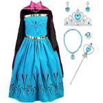 Pinke Die Eiskönigin - völlig unverfroren Elsa Prinzessin-Kostüme für Kinder