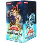 YU-GI-OH Konami Yugioh Card Booster Pack Box OCG 200 Cards Legend of Blue Eyes White Dragon Korea Version by