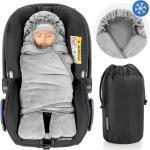 Zamboo Einschlagdecke mit Füßen - Winter - Grau + 0,90€ Cashback auf Deine nächste Bestellung