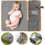 Zamboo Wickel-Kit für Unterwegs - Melange Grau + 0,60€ Cashback auf Deine nächste Bestellung