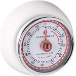 Zassenhaus Speed Küchentimer, Edelstahl, 7 cm