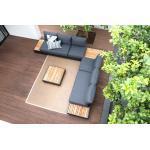 Zebra Gartenmöbel-Set Cubo Lounge-1