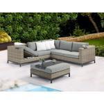 Zebra Gartenmöbel Soho Lounge-Set