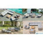 Zebra Belvedere Lounge Gartenmöbel & Loungemöbel Outdoor aus Teak
