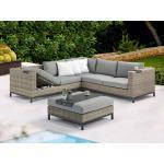 Zebra Soho Lounge Set