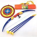 Zebroau Pfeil und Bogen Spielzeug Set, Indoor und Outdoor Sport Spiel für Jungen Mädchen Kinder über 3 Jahre alt