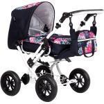 Zekiwa Kombi-Puppenwagen Zeki Elegance - Margerite Pink + 3,24€ Cashback auf Deine nächste Bestellung