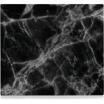 "Zeller, Herdblende-/Abdeckplatte ""Marmor"", schwarz, Glas 4003368263151 (26315)"