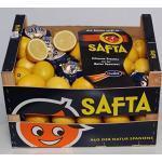 Zitronen frisch unbehandelt, 100 Stück/Kiste