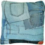 zoeppritz since 1828 Kissen Pants Indigo - 50x50 cm