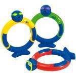 Zoggs Zoggy Dive Ring - 3er Pack