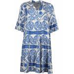 Zwillingsherz Kleid Nele in Blau | Größe onesize
