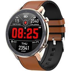 ZYD L11 Smart Watch Männer EKG + PPG Herzfrequenz-Blutdruckmessgerät IP68 Wasserdicht Wetter Smartwatch VS DT78 L5 L8 L7 L9 L10,D